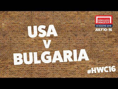 United States v Bulgaria l Group D #HWC2016