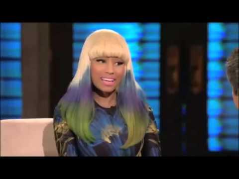 Nicki Minaj Exposed - Illuminati Puppet