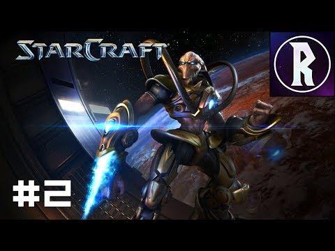 Starcraft: Mass Recall - Into the Flames (Protoss Original Campaign #2)