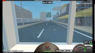 Roblox Ultimate Driving II: South Beach to Cape North NP by Bus