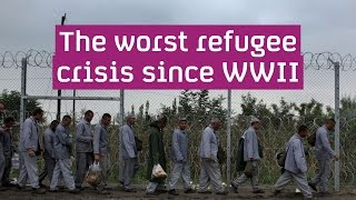 Fortress Europe: behind the worst refugee crisis since WWII