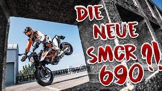 Wir reagieren Live auf die neue KTM SMCR 690! | Eicma Vlog