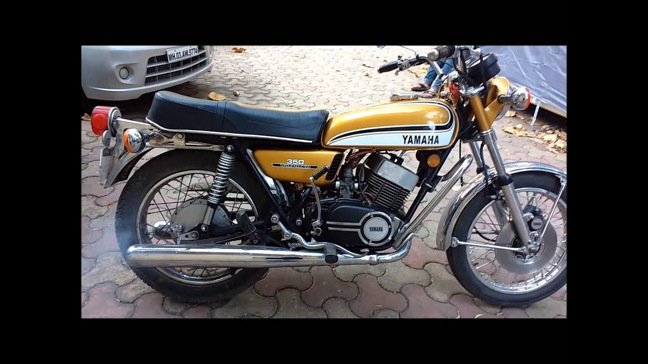 Yamaha Rd Top Speed