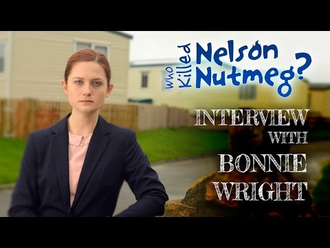 on Nelson Nutmeg: Bonnie Wright !