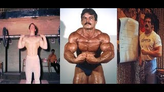 Mike Mentzer - Transformation From 18 To 46 years