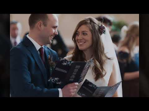 Holly & Martin's Wedding Short Story