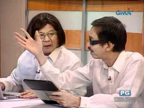 ANG DATING DOON at BUBBLE GANG - Nov. 25 2011