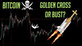 Are Golden and Death Crosses Relevant In Cryptocurrency Trading? Is Bitcoin Really Going To Moon?