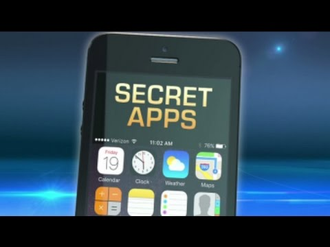 SECRET Apps Not On The Playstore