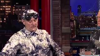 Bill Murray on David Letterman 5/19/2015 Full Interview