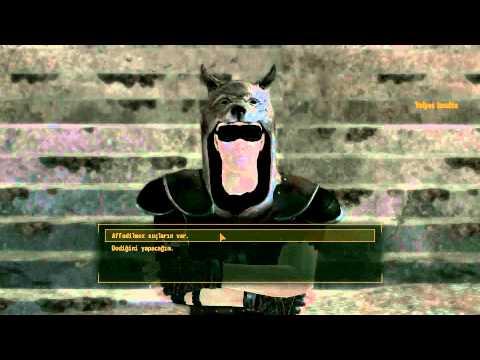 Fallout New Vegas Türkçe Yama - Trailer 4 (1080p)