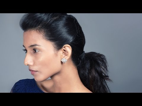 How To Do A Bouffant Ponytail Hairstyle Perfect For A Date Night - With Rhea - Glamrs