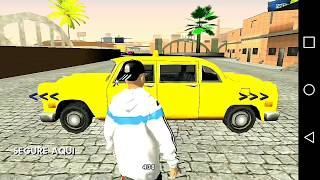 Baixar, Instalar GTA San Andreas v7 Modificado para Android | Versão leve 196MB (Download apk+data)