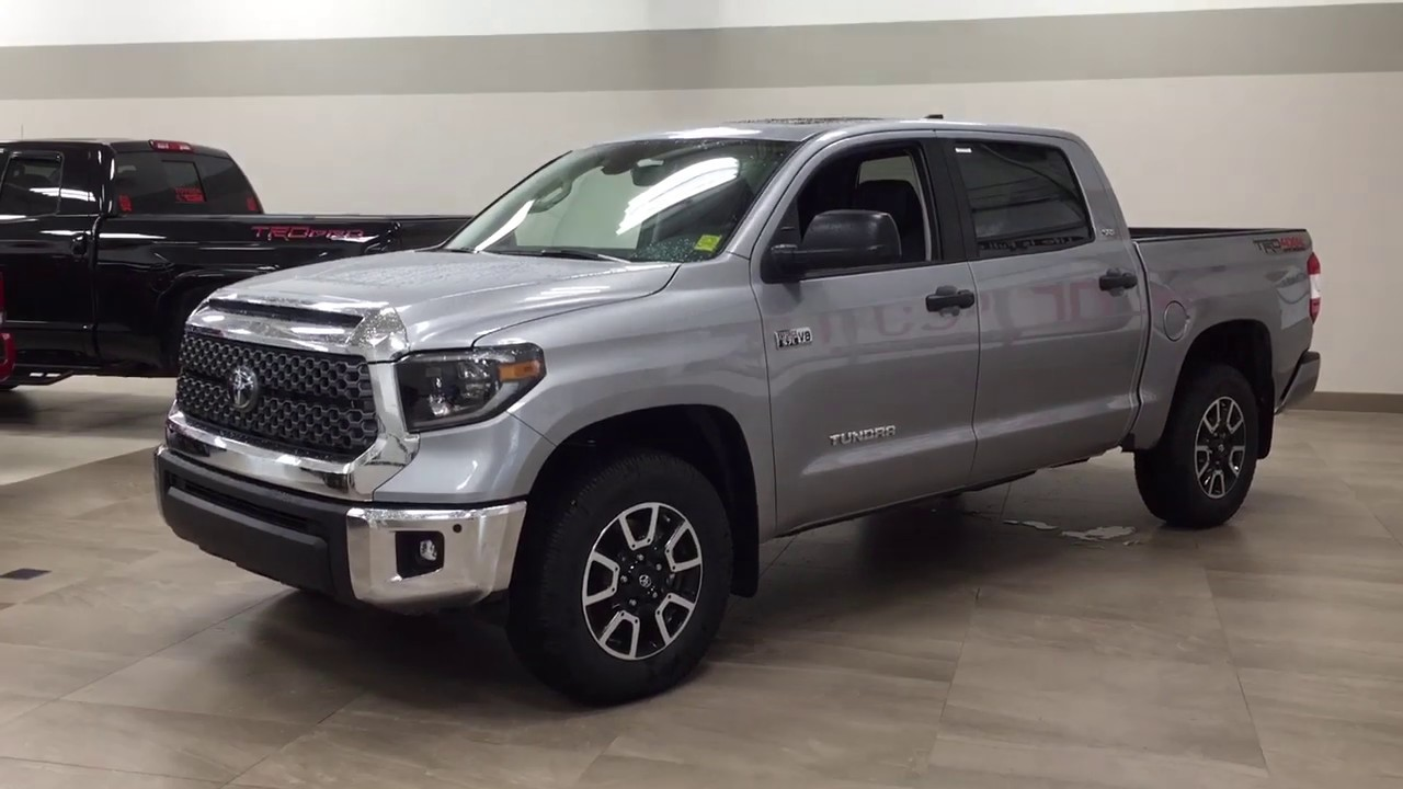 2020 Toyota Tundra Trd Off Road Premium Review