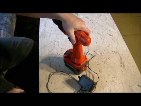 Black & Decker 14.4V Cordless Drill Review