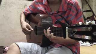 Một Lần Được Yêu (Tuấn Hưng) - Guitar solo