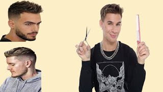 Hairdressers Guide To Cuтting Your Own Hair At Home In Lockdown || Men's haircut