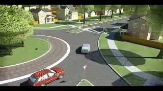 Traffic Calming Circles and Roundabouts