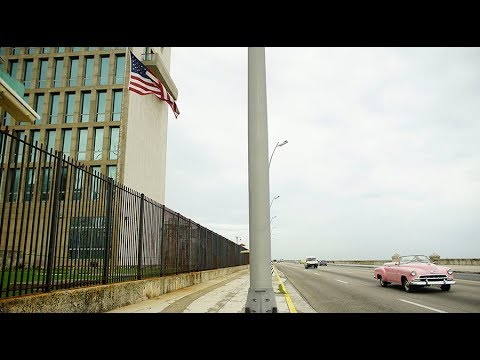 "US suspends all visas for Cubans, cuts embassy staff after alleged ""sonic attacks"""