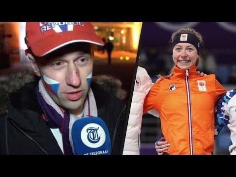 Deze Nederlander is niet blij met gouden Esmee - PIM IN PYEONGCHANG