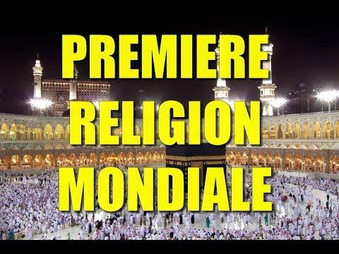 ISLAM PREMIERE RELIGION DU MONDE 19 POURCENT DE LA POPULATION MONDIALE ?!?! PREUVES ET DEBAT