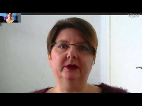 Denise lives with Ehlers-Danlos syndrome