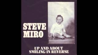 Steve Miro & The Eyes - Up And About