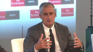 Interview with Brian Krzanich, chief executive, Intel Corporation (Pride and Prejudice New York)
