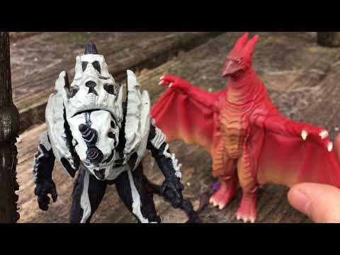 The Kaiju Defense Force; ep 1; season 1
