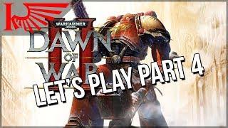 Warhammer 40,000: Dawn of War II Let's Play Part 4!