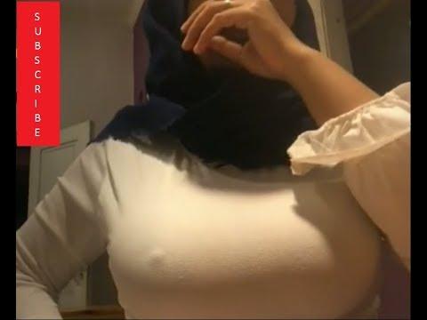 Live ig cewek jilbab sexy, hot banget, live instagram di cafe