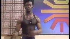 80s workout video
