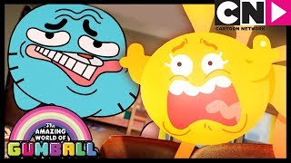Gumball | Gumball Tries To Woo Back Penny 💛 | The Romantic | Cartoon Network