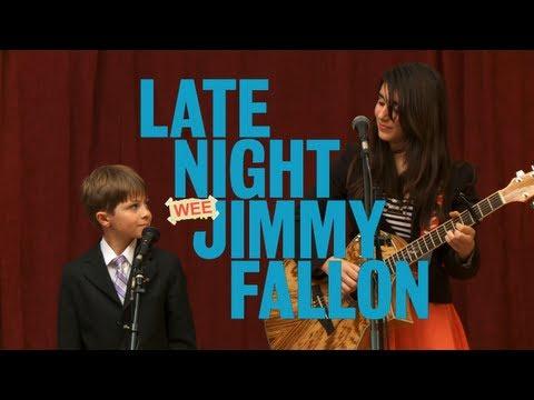 Wee Fallon (A Salute to Jimmy Fallon)
