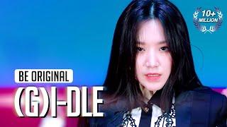 [BE ORIGINAL] (여자)아이들((G)I-DLE) 'Oh my god' (4K)