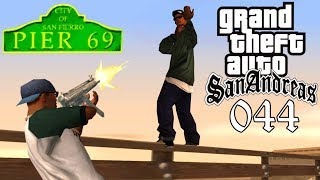 GTA San Andreas #044 🔫 Deutsch 100% ∞ Pier 69 | Toreno's last Flight ∞ Let
