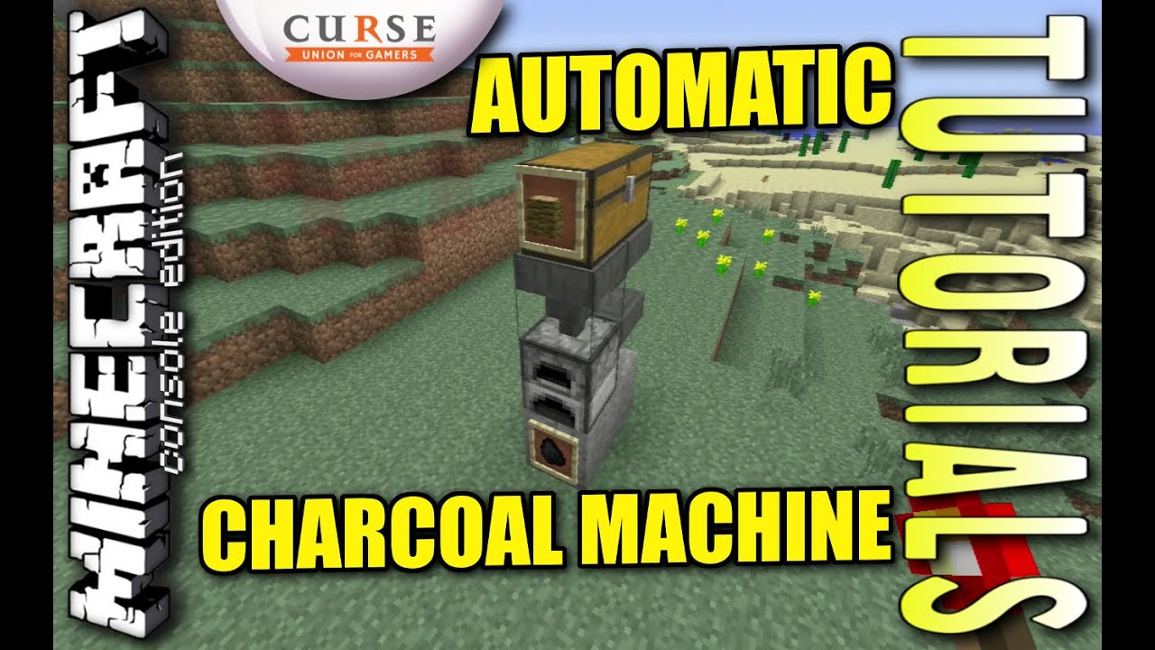 Minecraft auto clicker machine 10