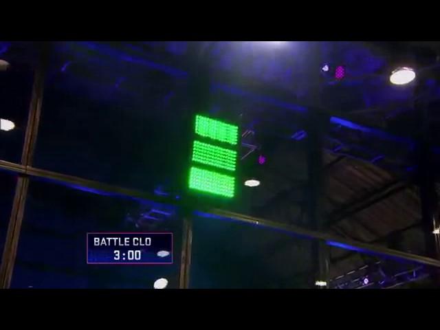 minotaur vs bombshell battlebots luta de robos