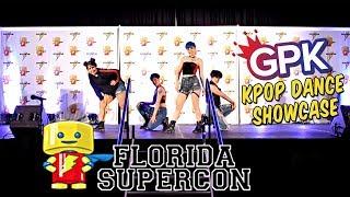 [GPK PERFORMANCE] FLORIDA SUPERCON 2018 (KPOP SHOWCASE)