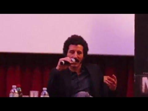 """L'attore Francesco Scianna a Napoli parla del film """"Milionari"""""""