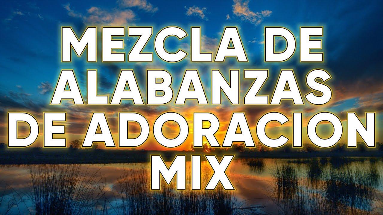 """MEZCLA DE ALABANZAS DE ADORACION MIX - MUSICA CRISTIANA SUMERGEME """"CANSADO DEL CAMINO"""" & MAS EXITOS"""