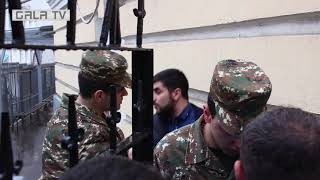 Մոսկվայում ՀՀ դեսպանատան մոտից Հայաստանի քաղաքացիներ են ձերբակալվել