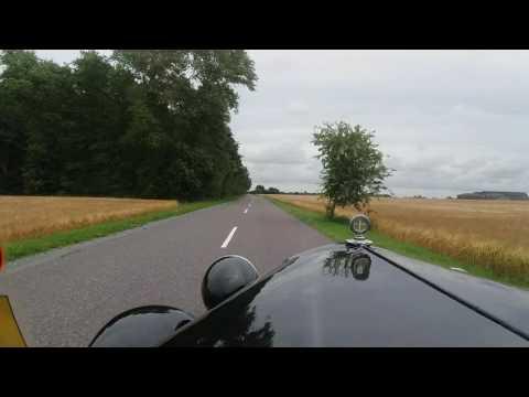 DKW F8 på første tur