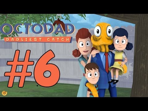 Octodad: Dadliest Catch | Part 6 | Love Conquers All (Finale)
