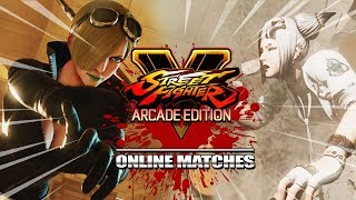 DO NOT FALKE WITH ME - Falke: Street Fighter V - Ranked Matches