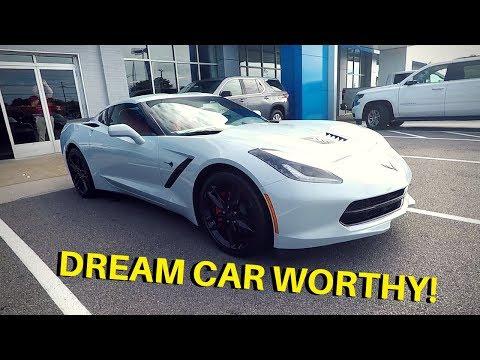 Corvette Stingray Review!