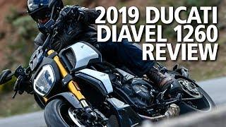 2019 Ducati Diavel 1260 - Review