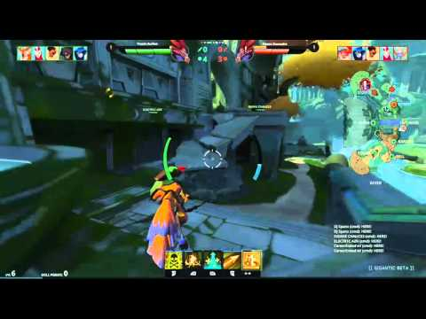 10 KD with Voden | Gigantic Beta | Xbox 1 | Excessive Violence
