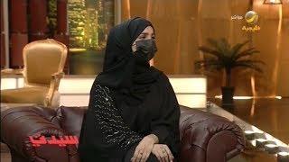 نورا الشريف تتغلب على الرجفة وضعف الأعصاب لتنتج أعمالها الفنية في نبض الرياض