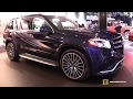 2017 Mercedes AMG GLS63 - Exterior and Interior Walkaround - 2016 LA Auto Show